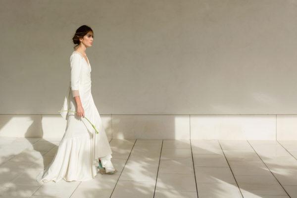 Vestido de novia Cala 1